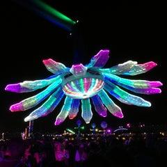 Photo taken at EDC Las Vegas by Chris D. on 6/23/2013