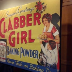 Photo taken at Clabber Girl by Beth Y. on 12/20/2012