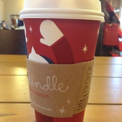 Photo taken at Starbucks by Joe B. on 12/19/2012