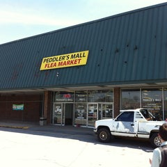 Photo taken at Peddlers mall by Joseph B. on 4/21/2013