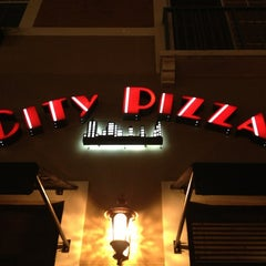 Photo taken at City Pizza Italian Cuisine by Susy C. on 1/1/2013
