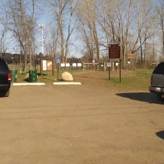 Photo taken at Wag Farms Dog Park by Nick S. on 5/5/2014