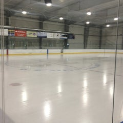 Photo taken at Allyn Arena - Skaneateles YMCA by Michael C. on 1/19/2013