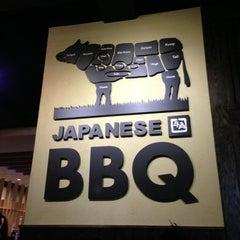 Photo taken at Gyu-Kaku Japanese BBQ by Julie L. on 1/3/2013