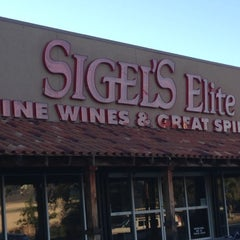 Photo taken at Sigel's by Abby W. on 11/2/2012
