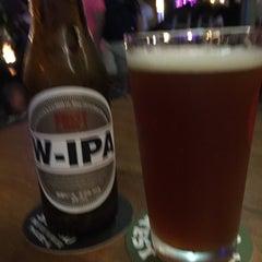 Photo taken at JiBiru Craft Beer Bar by Olivier B. on 1/18/2015