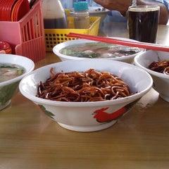 Photo taken at Kedai Kopi Melanian by Fiona Y. on 7/19/2014