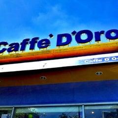 Photo taken at Caffè D´Oro (คาเฟ ดิโอโร่) by Tanai M. on 10/9/2012