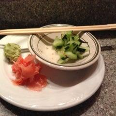 Photo taken at Mo Mo Sushi by Luis Q. on 4/21/2013