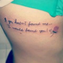 Photo taken at Hard Collors Tattoo by Bruna Mina O. on 12/12/2012