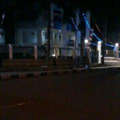 Photo taken at Gedung Joeang 45 by Vanz I. on 1/16/2012