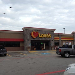 Photo taken at Love's Travel Stop by Scott W. on 3/16/2012