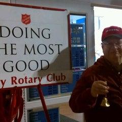 Photo taken at Walmart Supercenter by Bill F. on 12/7/2011