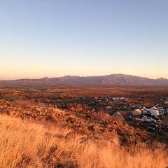 Photo taken at 24 Hour Town, Old Pueblo by Julian B. on 2/17/2013