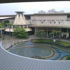 Photo taken at Alamanda Shopping Centre by Wan Hazleen W. on 12/16/2012