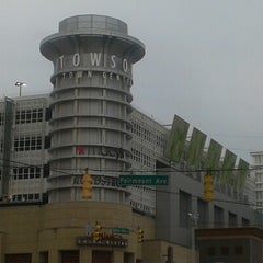 Photo taken at Towson Town Center by Brittany on 12/29/2012
