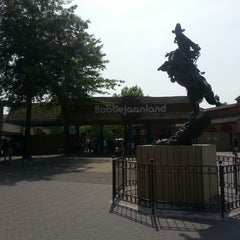 Photo taken at Bobbejaanland by Baton R. on 7/14/2013