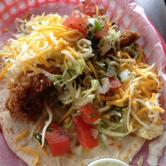 Photo taken at Torchy's Tacos by Allison B. on 5/28/2013
