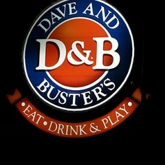 Photo taken at Dave & Busters by Jenny E. on 12/3/2012