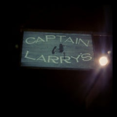 Photo taken at Captain Larry's Bar & Grill by Adam W. on 1/10/2013