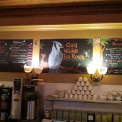 Photo taken at Crazy Wisdom Bookstore & Tea Room by Joshua W. on 1/24/2013