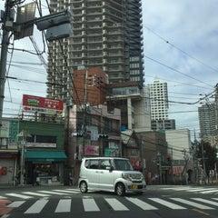 Photo taken at ファルマン通り交差点 by ぐんちゃん on 11/11/2015