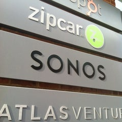 Photo taken at Zipcar Headquarters by Alyssa B. on 1/15/2013