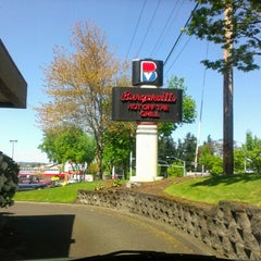 Photo taken at Burgerville, USA by Eboni L. on 4/22/2013