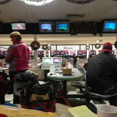 Photo taken at Country Lanes North by Kayla Y. on 11/24/2012