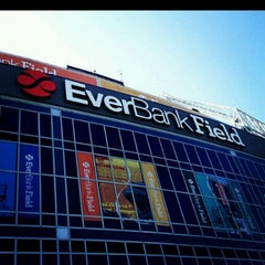 Photo taken at EverBank Field by Man_Used👽👾👽 on 12/14/2012