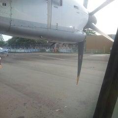 Photo taken at Aeroporto de Juiz de Fora / Serrinha (JDF) by Gian M. on 3/7/2013