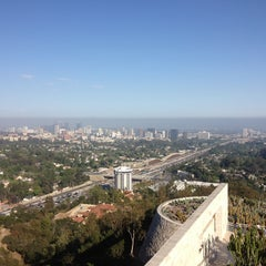 Photo taken at J. Paul Getty Museum by Olga M. on 5/12/2013