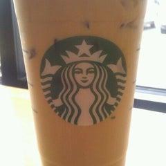 Photo taken at Starbucks by Michael J. on 1/18/2012