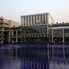 Photo taken at The Oberoi by Alexander S. on 6/9/2013