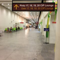 Photo taken at Domestic Terminal (DPS) by Alexander S. on 7/21/2013