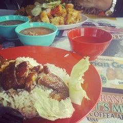 Photo taken at Medan Selera BBU by Nur F. on 12/27/2012