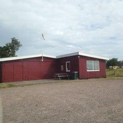 Photo taken at Nexø Bade Og Kajak Klub by Jan A. on 6/26/2014