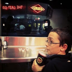 Photo taken at Fatburger in Mesa by Katie M. on 1/16/2013