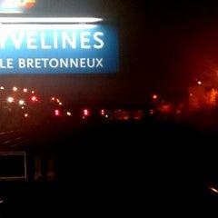 Photo taken at Saint-Quentin-en-Yvelines by AutreG U. on 11/21/2013