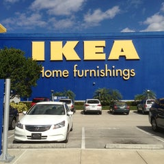 Photo taken at IKEA Sunrise by Edward V. on 2/2/2013