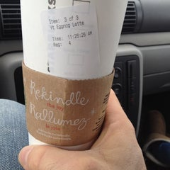 Photo taken at Starbucks by Jonathan W. on 12/23/2012
