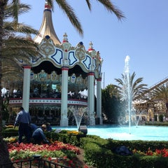 Photo taken at California's Great America by Arvind R. on 6/5/2013