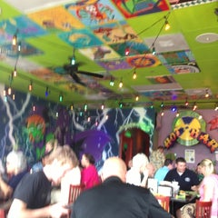 Photo taken at Tijuana Flats by Nayadi S. on 4/12/2013