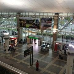 Photo taken at Aeroporto Internacional de Belém (BEL) by Denis F. on 4/18/2013
