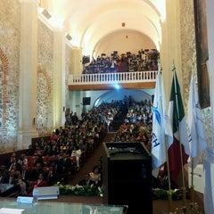 Photo taken at Universidad Autonoma del Estado de Hidalgo by Pepe R. on 5/21/2013
