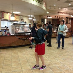 Photo taken at Shumway Dining Commons by Samantha S. on 12/4/2012