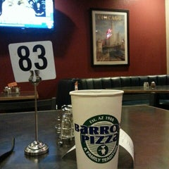 Photo taken at Barro's Pizza by lawrence w. on 4/23/2015