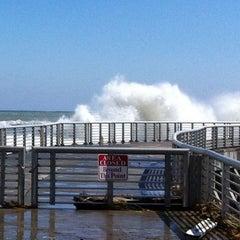 Photo taken at Boynton Beach Inlet by Mo Deen on 10/27/2012