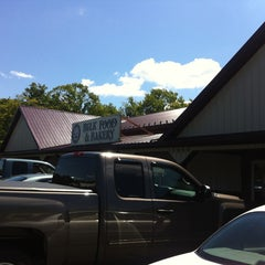 Photo taken at Miller's Bulk Foods- Amish Store by Julie H. on 8/3/2013