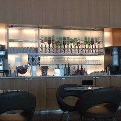 Photo taken at Maple Leaf Lounge (International) by Lindsay C. on 1/8/2013